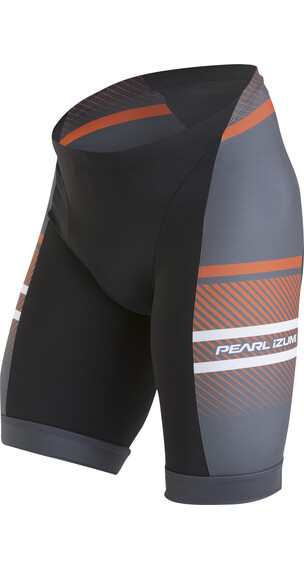 PEARL iZUMi ELITE In-R-Cool LTD Tri Short Men stripes red orange